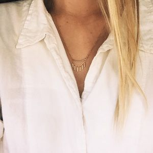 Boho Beauty Gold Necklace from DOGEARED